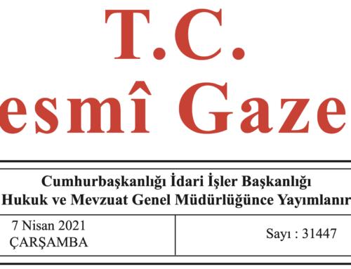 Patent Vekilliği ve Marka Vekilliği Sınav, Sicil ve Disiplin Yönetmeliği'nde yenilik!