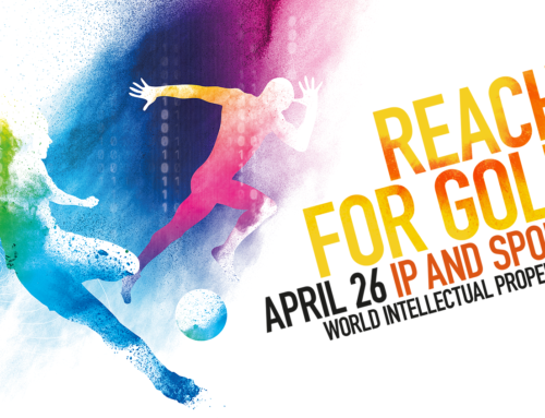 World Intellectual Property Day – April 26, 2019 Reach for Gold: IP and Sports